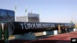 Turkmaniston gaz zaxiralarining ko'pligi bo'yicha dunyoda to'rtinchi o'rinda turadi.