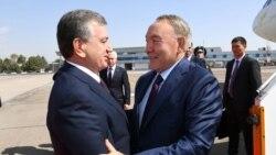 Mirziyoyev Nazarboyevni islohotchi lider deb maqtadi