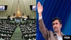 Parlemen Iran akan membawa kasus pelanggaran Presiden Ahmadinejad ke pengadilan.