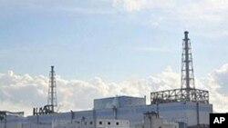 嚴重受損的東京電力公司福島核電站