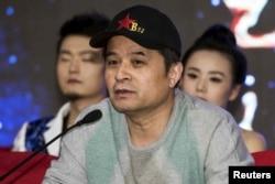中国中央电视台节目主持人毕福剑 (资料照片)
