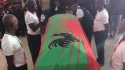Enterro de Savimbi: Há forças que não querem a reconciliação, diz Alcides Sakala - 1:56