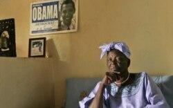Prezident Obamaning Keniyadagi buvisi 94 yoshida ham faol - Navbahor Imamova