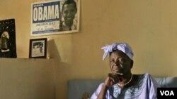 Сара Обама. Архивное фото.
