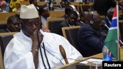 Tổng thống Gambia Yahya Jammeh