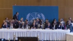 Syria Conference Opens with Acrimony