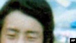 今年一月在中国西部阿坝自焚的藏人洛桑嘉央