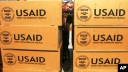 Aid from USAID