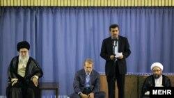 رهبر و رییس جمهوری ایران درباره انتخابات ریاست جمهوری اختلاف نظر دارند