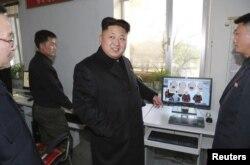 Shimoliy Koreya rahbari Kim Chen Un mamlakatni temir panja bilan boshqaradi