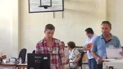 Numërimi i votave në qarqet e jugut