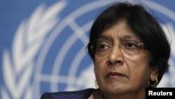 聯合國人權事務高級專員納維皮萊