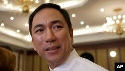 Bộ trưởng Năng lượng Philippin Jericho Petilla
