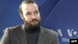 Главный редактор российского Интернет агентства «Кавказский узел» Григорий Шведов. Вашингтон (архивное фото)