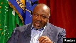 Ali Bongo Ondimba, président du Gabon, 24 septembre 2016.