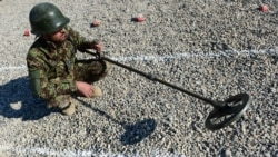 To Walk the Earth in Safety - Eliminating Landmines