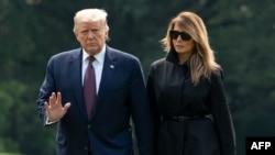 ABD Başkanı Donald Trump, kendisi ve eşi Melania Trump'ın Corona virüsü test sonuçlarının pozitif çıktığını açıkladı.