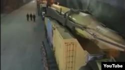 Televisi Iran menyiarkan fasilitas pangkalan misil bawah tanah (foto: dok).