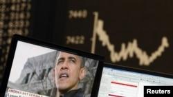 ABD seçim sonuçlarını veren bir Alman TV kanalı