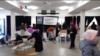 """Sambut Ramadan 1440 H, Diaspora Indonesia Kerja Bakti Bersihkan Masjid """"IMAAM Center"""""""
