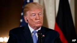 Shugaban Amurka Donald Trump