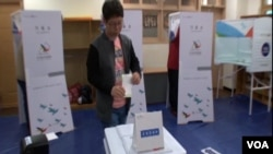 South Koreans Head to the Polls