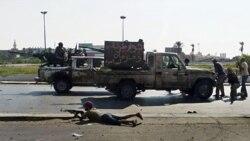کاروان خودروهای لیبی به سوی پایتخت نیجر پیش می رود