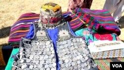 صنایع دستی زنان تجارت پیشۀ بامیان