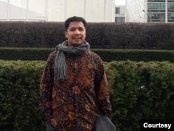 Wakil Sekjen Federasi Serikat Guru Indonesia (FSGI) Satriwan Salim. (Foto: Satriwan)
