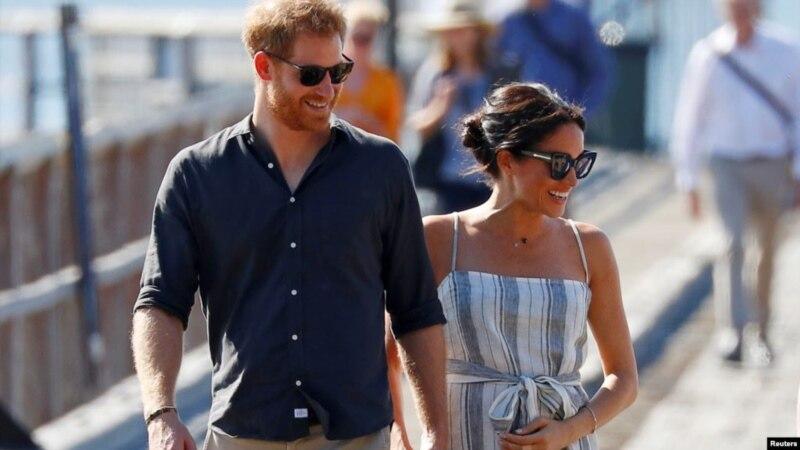 В Лондоне объявлен развод Сассексов с королевой Елизаветой II