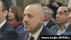 Milan Radojičić (Foto: Vesna Anđić RFE/RL)