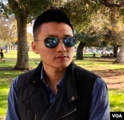 张林翰,在2019年全球重大电影节上大有斩获的短片《珍珠》的制片之一。