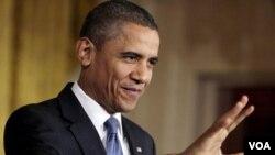 Meskipun ditentang seorang senator dari Partai Republik, Presiden Obama terus mengupayakan agar Senat segera menyetujui ratifikasi START.