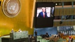 Donald Trump à l'ONU: entretien avec Marissa Scott-Torres du Département d'État