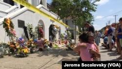 Charleston, South Carolina, Church Shooting - June 19, 2015