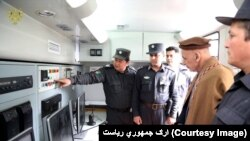 Ghani visited Policharkhi
