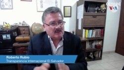 Corrupción Triángulo Norte Roberto Rubio