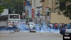Wananchi waandamana Burundi