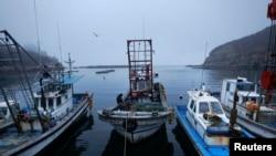南韓北部白翎島