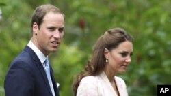 英國劍橋公爵夫婦(威廉王子夫婦)