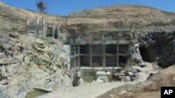 مشکلات فراروی بازسازی بند برق هرات