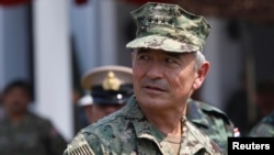 U.S. Admiral Harry Harris, commander of the Pacific Command.