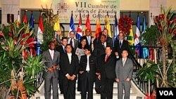 La VII Cumbre de la ALBA culminó el 17 de octubre en Cochabamba, Bolivia.