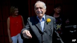 Mexico Garcia Marquez Birthday