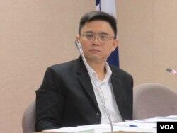 台湾执政党民进党立委赖瑞隆