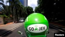 Tài xế Go-Jek