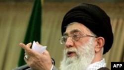 伊朗最高领袖哈梅内伊(资料照)