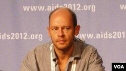 Nathan Ford, Medical Coordinator, MSF (De Capua)