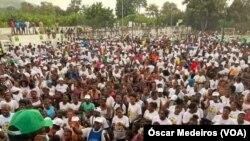 Campanha presidencial 2021, São Tomé e Príncipe