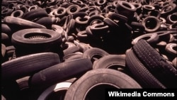 Old tires are discarded or recycled by the billions every year. Some new research may have created a formula for tough tires, that biodegrade and can be completely recycled.